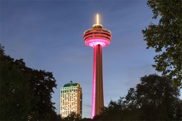 景观塔亮化设计