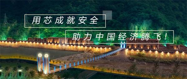 园林灯光亮化设计要与景观设计相结合