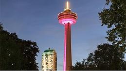 塔楼景观照明工程要考虑观赏的需求