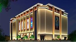 楼体亮化工程提高照明效率的措施