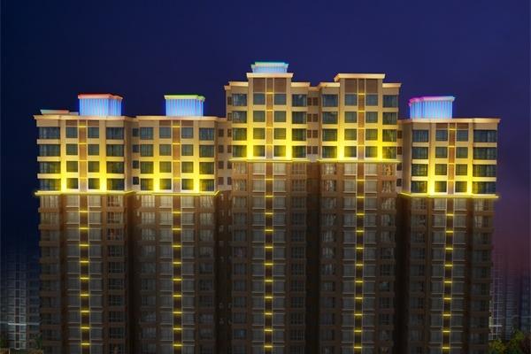 住宅小区亮化工程需要注意的事项