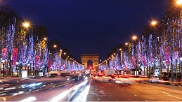 商业街亮化设计使城市更加富于魅力