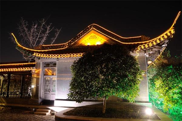 古建筑夜景照明如何做好防火保护?