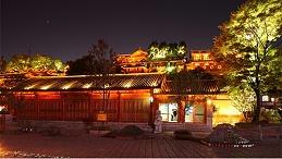 建筑夜景照明如何来传达建筑的文化特色