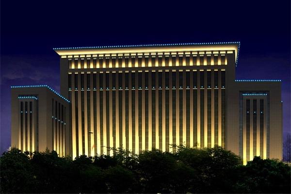 楼宇亮化工程设计时要符合照明条件技术