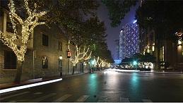 城市道路亮化要满足这五个原则