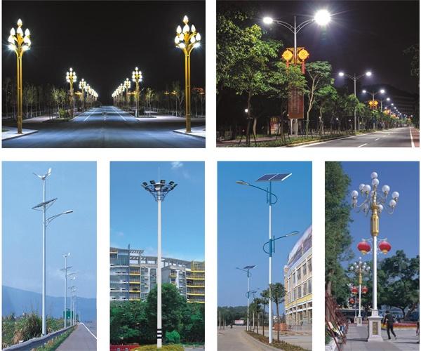 道路亮化照明工程灯具